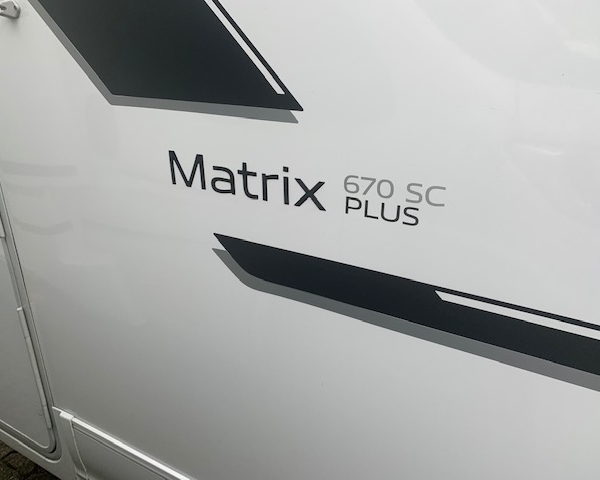 Adria Matrix 670SC Plus